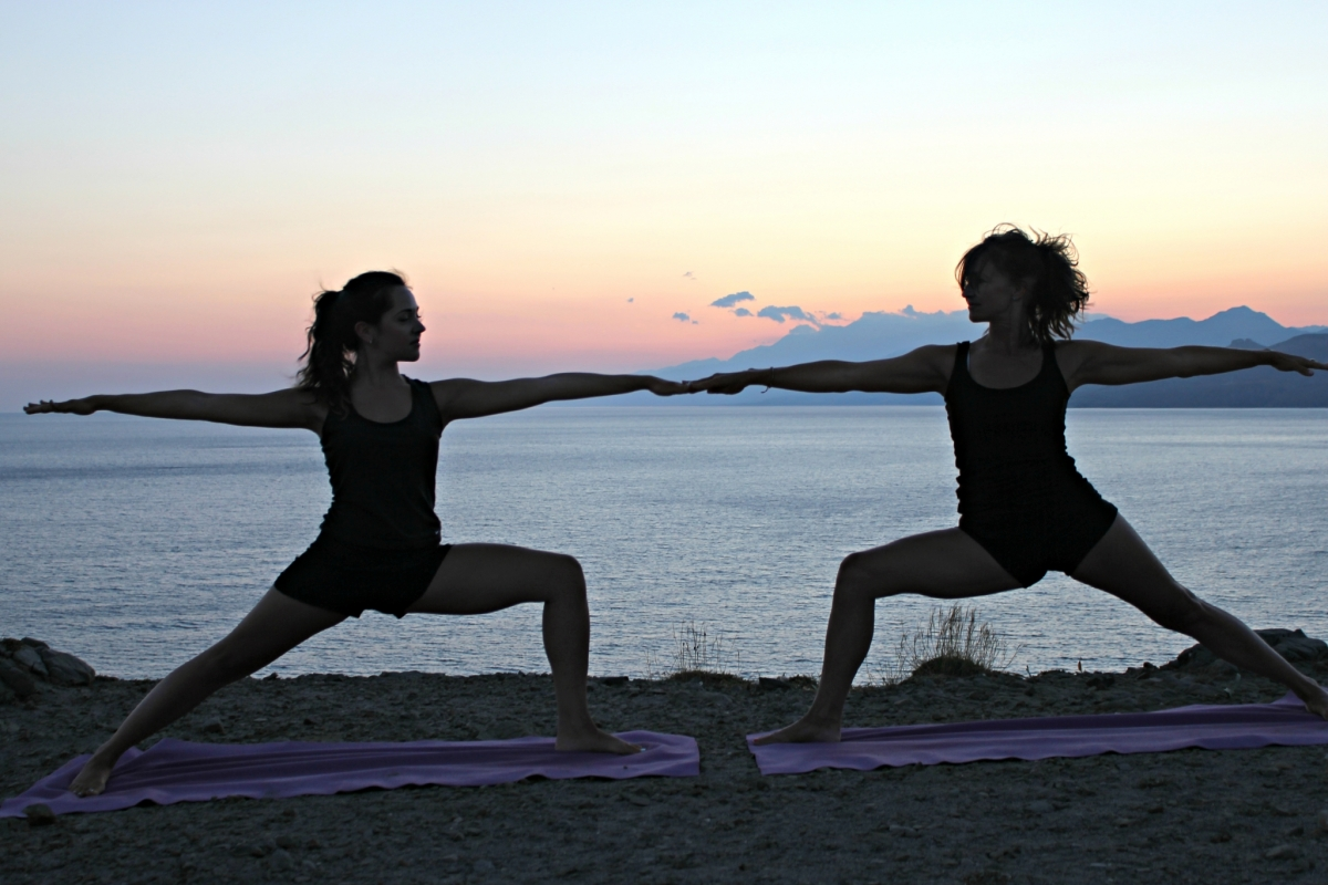 Pilates Retreat Crete | Create Retreats