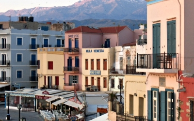 Create Retreats Crete | Old Port Chania