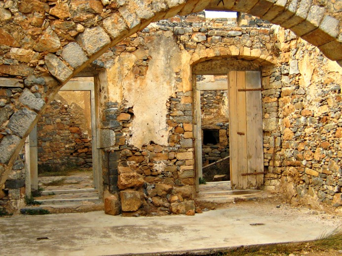 Ruins of Spinalonga | Create Retreats