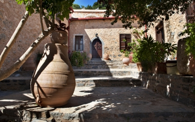 Monastery of Kremasta | Create Retreats