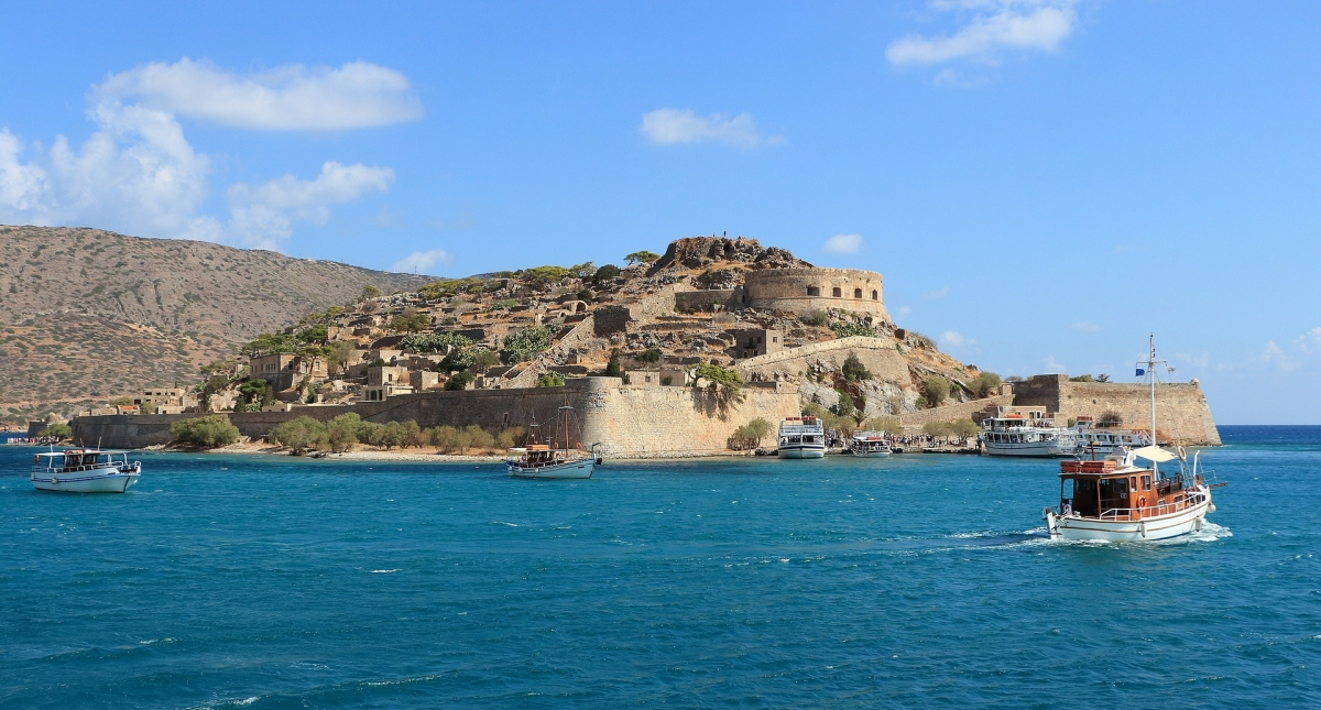 Spinalonga Crete | Create Retreats