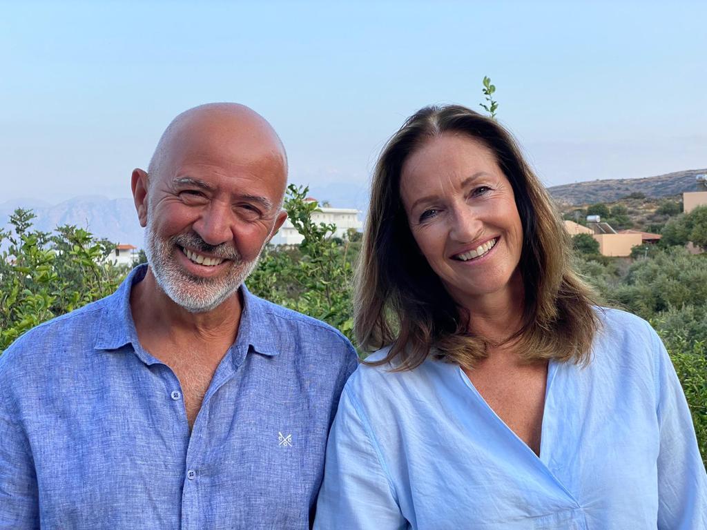 Gill & Andreas | Create Retreats | Pilates and Cultural Retreat Crete